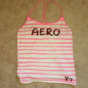 Aero Cross back Tank top